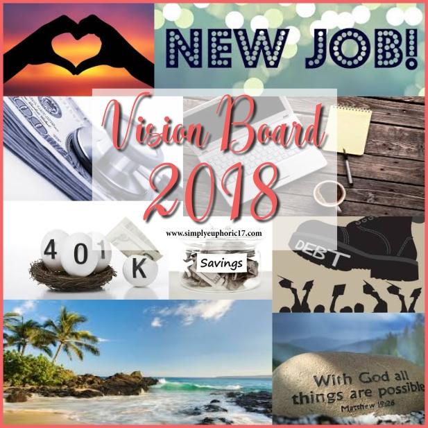 Vision Board 2018